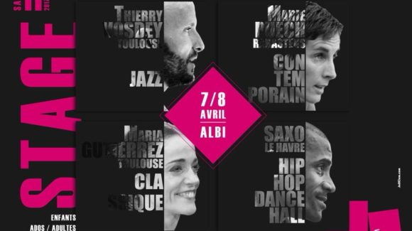 Stage à CaD 7/8 Avril