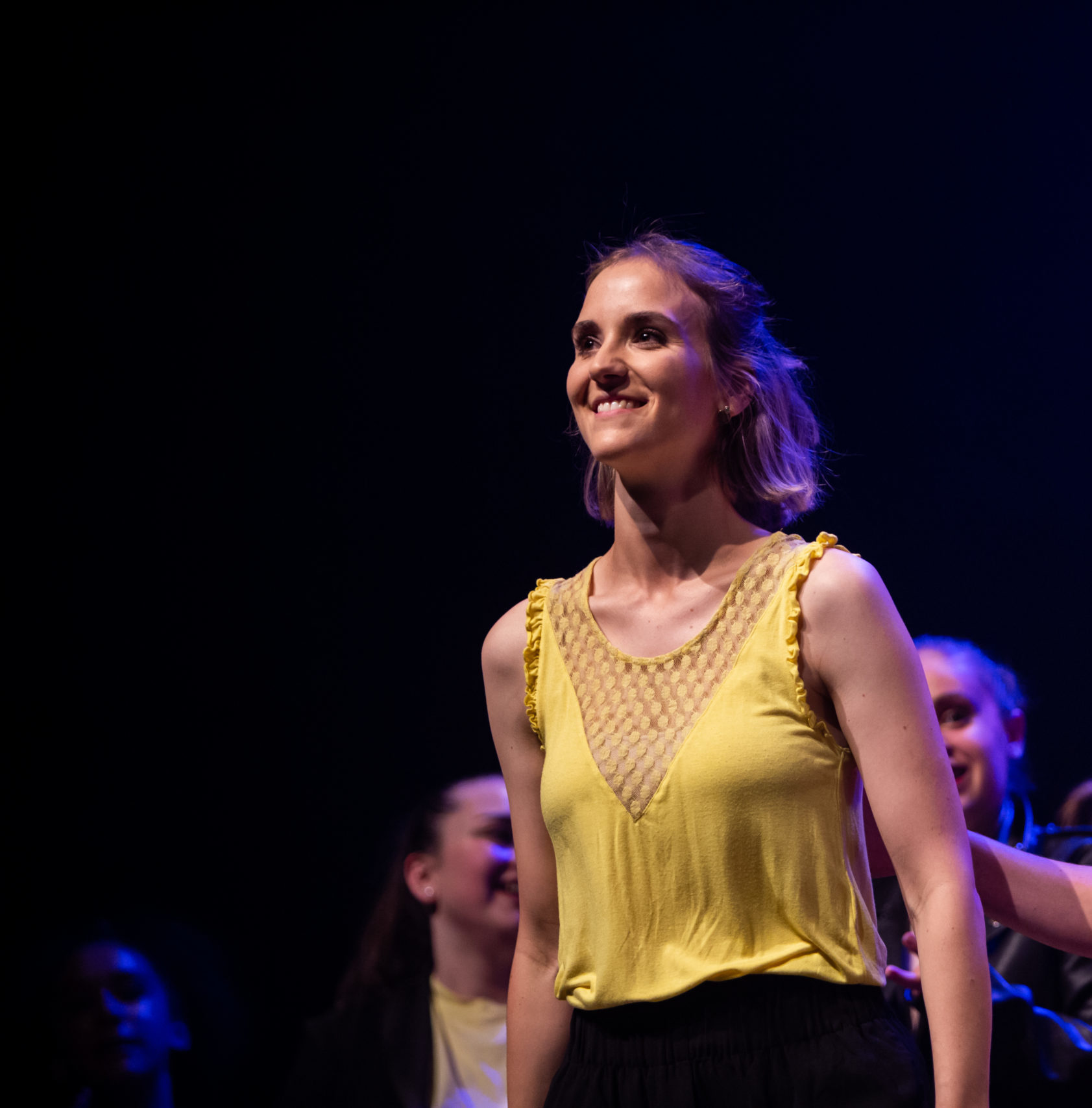 Mylène, danse classique