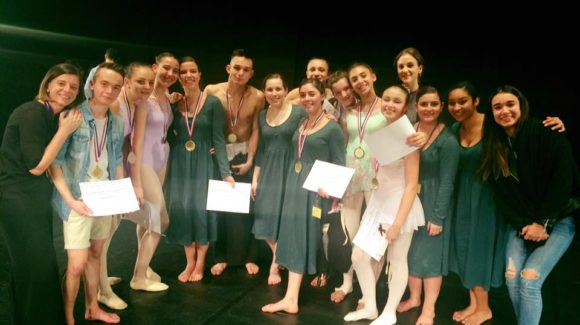Concours régional CND Toulouse