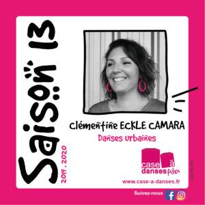 Clem Eckle Camara