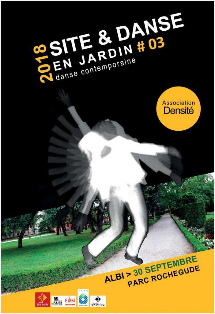 Festival Site et Danse en Jardin – 30/09