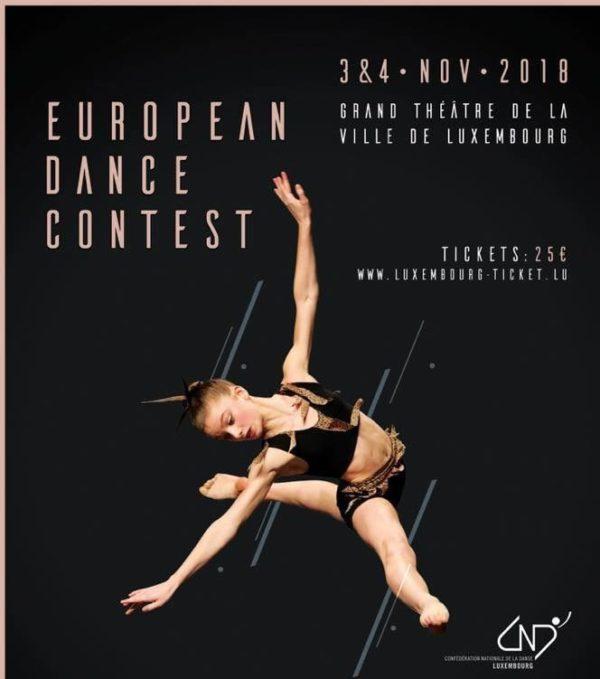 Concours Européen-Luxembourg 3/4Nov